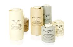 Life + Cycle Candles