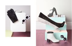 Accessories Lookbook   Black and White