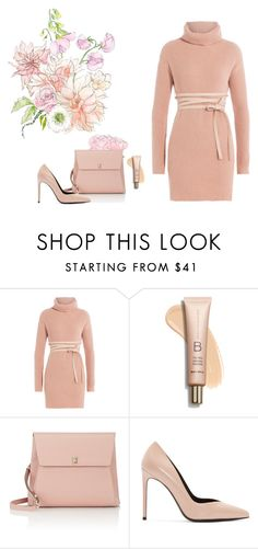 """""""Untitled #82"""" by theelace ❤ liked on Polyvore featuring Valentino, Valextra and Yves Saint Laurent"""