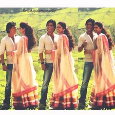 srk and deepika