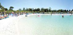 Camping à la Palmyre Avec piscine naturelle sur place
