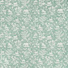 Kravet Basics Animaltale Seafoam Fabric ANIMALTALE.35.0 Drapery Fabric, Fabric Decor, Fabric Design, Farmhouse Upholstery Fabric, Fabric Roman Shades, Seafoam Color, Fabric Houses, Concept Home, Pattern Names