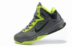 low priced afb13 cd4a0 Nike Zoom Hyperchaos X Cool Grey Green Black  104.99. Nike Basketball  ShoesNike ...