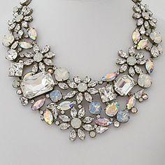SPECIAL ORDERSorrelli Mint Julep Crystal Necklace Sorrelli