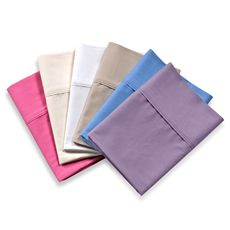 Cotton Percale Sheet Set, 100% Cotton, 200 Thread Count - Bed Bath & Beyond