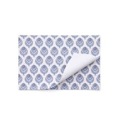 Block-Print Paper Placemats