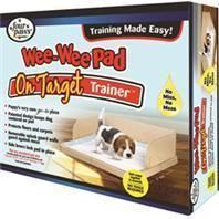 Four Paws Products Ltd - Wee Wee Pad On Target Trainer Pad Holder