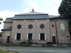 Nagykőrös synagogue