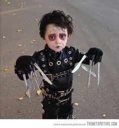 Little Edward…