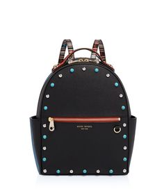 West 57th Stone Detail Backpack