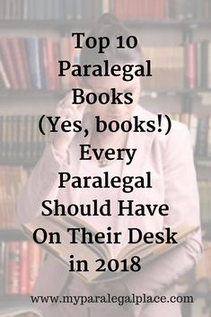 Entry Level Paralegal Resume Sample  resumecompanion com   Law     Books that every  paralegal should keep handy   legal  Law