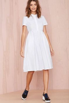 @miriamdavis you could so pull this dress off, Nasty Gal Bella Dress | Shop What's New at Nasty Gal