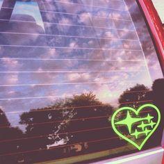 Subaru love!