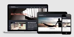 Rectangulum WordPress Responsive theme