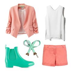 Elegancja w kaloszach, czyli jak wizytowo podczas deszczu! Można? Można :) -> http://bootsy.pl/blog/stylizacje-bootsy/elegancja-w-kaloszach