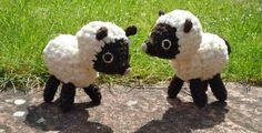 Baaaa... Amigurumi Crochet Sheep