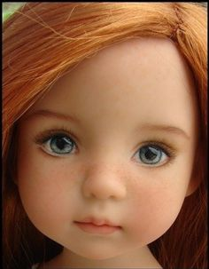 Another Beautiful Doll created by Dianna Effner ❤