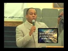 "Apostolic Preaching- Dr. Gerald Jeffers- ""The Security of Love"""