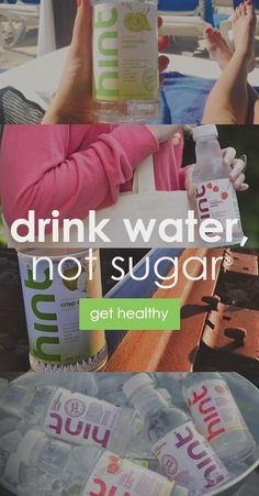 need help cutting the sugary nonsense out? here's water that's both healthy