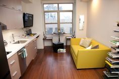 Take That, Tokyo! San Francisco Approves 220-Square-Foot 'Micro-Apartments'
