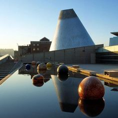 Appreciate our local landmarks like the Chihuly Glass Museum in downtown Tacoma! #usanahealthyliving