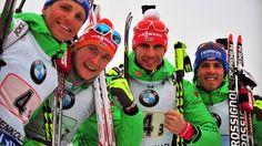 Biathlon-WM, Staffel der Herren   Bildquelle: Dirk Hofmeister/sportschau