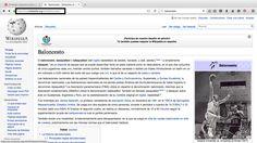 Desde pagian web: tambien puesdes añadir un archivo de la wikkipedia, o de otras paginas web. Solo cambia un paso.