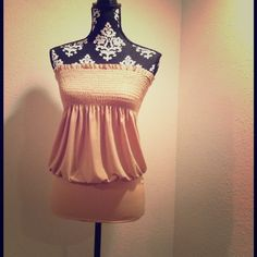 "Selling this ""SEXY TUBE TOP"" in my Poshmark closet! My username is: reinascloset. #shopmycloset #poshmark #fashion #shopping #style #forsale #Candie's #Tops"