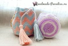 Декор и рукоделие (handmade) | VK Crochet Game, Love Crochet, Crochet Top, Tapestry Crochet Patterns, Kimono Japan, Amigurumi Patterns, Diy And Crafts, Coin Purse, Stitch
