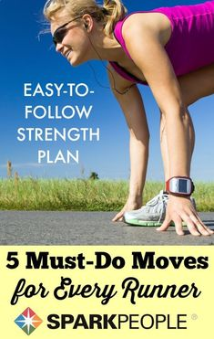 Adding these to my regular strength routine! | via @SparkPeople #running #workout