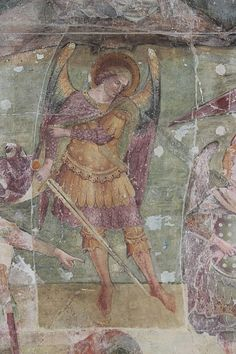 Last Judgement and Hell by Buffalmacco in Pisa - Camposanto.Detail.Juicio Final.