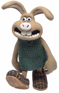 Wallace and Gromit Photo: The Curse of the Were-Rabbit