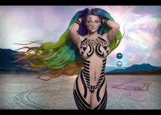 ArtStation - Rainbow world., Ruslan Pronin