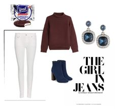 """Peppermint Pattie"" by sofiems on Polyvore featuring Givenchy, Polo Ralph Lauren, Vince and JustFab"