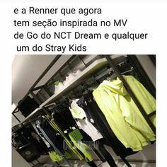 só queria uma renner na minha cidade pra comprar essas roupas kakakka Memes Br, Funny Memes, Nct, Pop Songs, Meme Faces, Taeyong, Best Memes, Kpop Girls, Humor