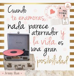 Always and Forever Lara Jean ~ Jenny Han