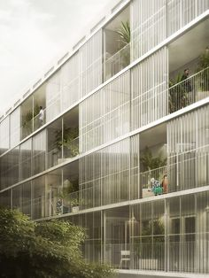 Amazing Polycarbonate Architecture You Must Know Box Architecture, Residential Architecture, Oscar Properties, Eco Friendly House, Modern Buildings, Sustainable Design, Luz Natural, Pamplona, Architectural Drawings