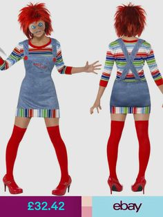 500dde7d Smiffys Costume Masks #ebay #Clothes, Shoes & Accessories Play Doll,  Chucky