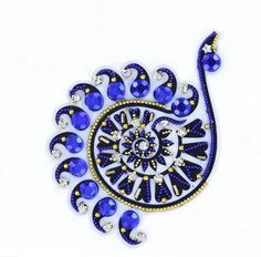 Self-adhesive body art in sparkling jeweled designs or simple bindi's that can be applied to the skin to amplify any look. Each are handcrafted in India support local women.