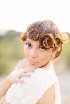 Bride photo shoot, vintage