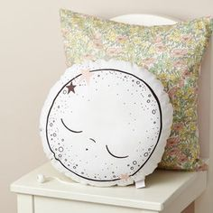 Pink Liberty Moon Musical Cushion - traditional toys & games