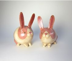 Cotton Candy Bunnies