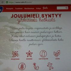 JOULU AIKA, SESONGIT....KOTI&RUOKA. HYVINVOINTI. Kotimainen VALIO, RESEPTIT, ideat ja Tuotteet. FAZER makeiset.  SUOSITTELEN Lämpimästi. SeuraaBLOGIA...TYKKÄÄN, Seuraan ja Käytän. NÄHDÄÄN. HYMY @valiofi  @fazersuomi #joulu #aika #koti #ruoka #herkut #hyvinvointi #reseptit #vinkit #sesongit #blogi #leivonta #juomat #hymy ☝❤⌚☺
