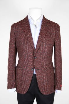 Jacket Dotted Check