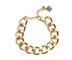 Armband Cameron, handgemaakt, goud