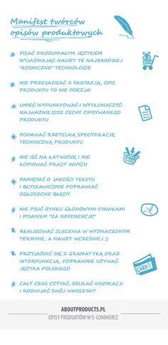 10 punktów, które powinien podpisać każdy szanujący się autor treści produktowych :)