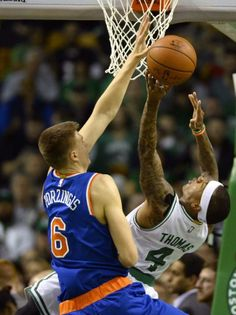 New York Knicks vs. Boston Celtics NBA pictures | Newsday