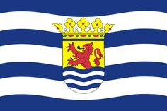 Flag of Zeeland - Vlag van Zeeland - Wikipedia