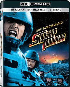 Watch the trailer for the Starship Troopers 20th Anniversary 4K Edition | Live for Films
