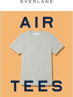 The Air Tees - Everlane